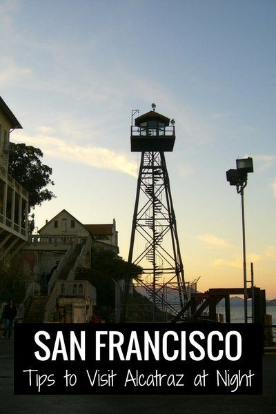 San Francisco Alcatraz Night Tour Tickets