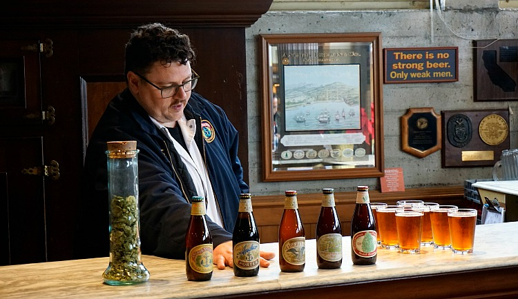 Anchor Steam Brewing Company