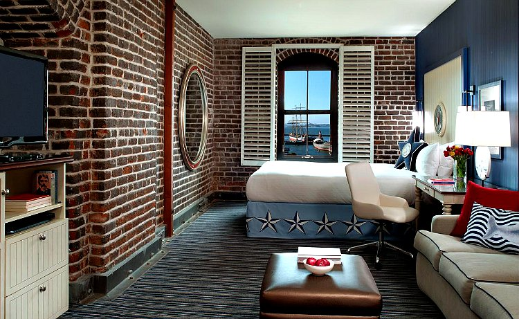 Argonaut Hotel in San Francisco