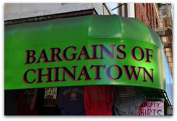 Bargains of Chinatown