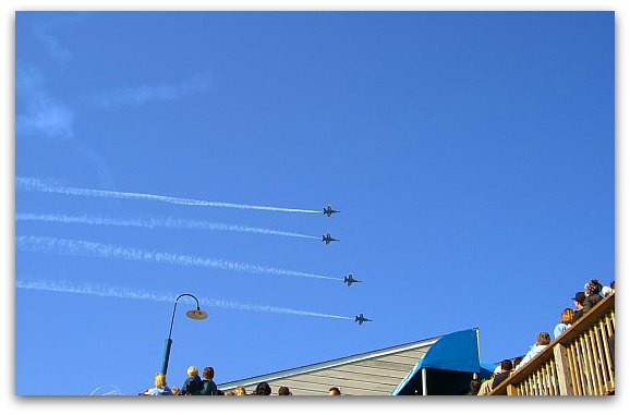 blue angels fleet week san francisco