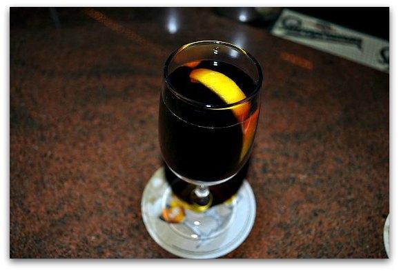 bohemian cafe vesuvio