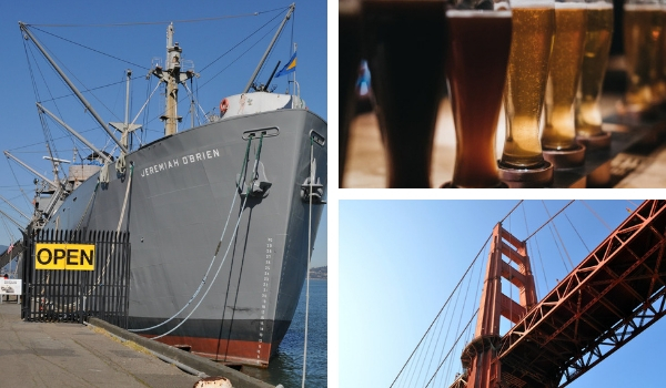Brews on the Bay in San Francisco