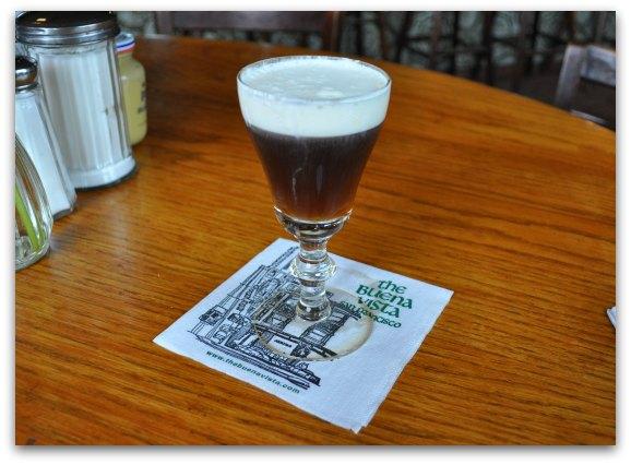 buena visa cafe