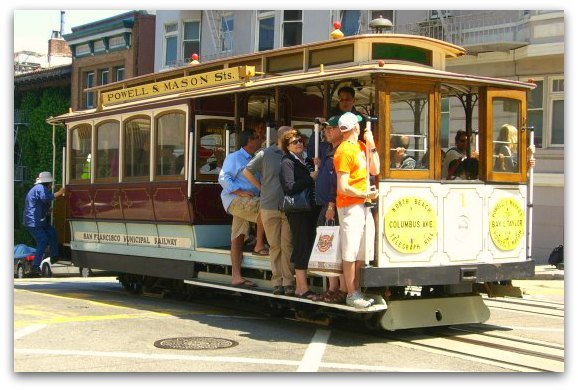 cable car powell