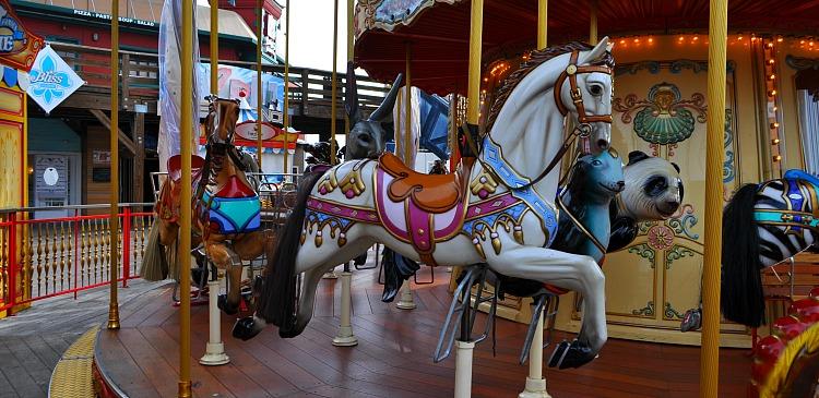 Carousel Pier 39