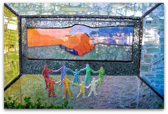 sf castro mural