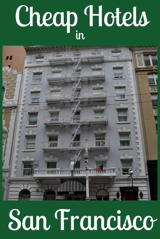 Cheap Hotels in San Francisco: Clean + Affordable Options
