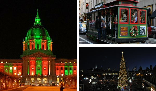 Christmas in San Francisco