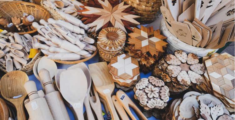 Craft Fair in SF