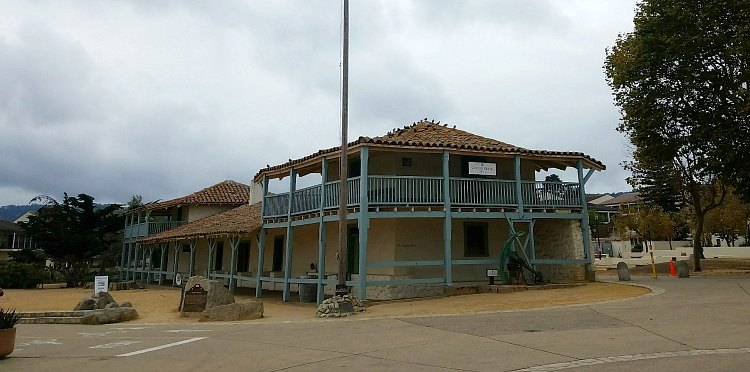 Custom House Monterey