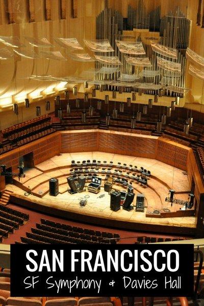Davies Symphony Hall SF