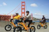 electric biking tour