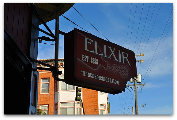 Elixir in the Mission SF