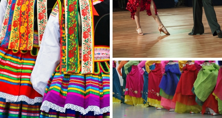Ethnic Dance Festival in San Francisco