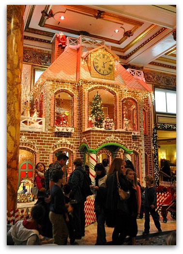 Fairmont Gingerbread House