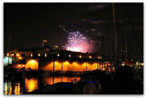 fireworks sf bay