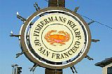fishermans wharf SF sign
