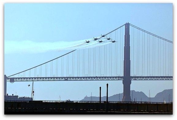 Fleet Week in San Francisco