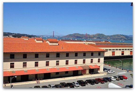 Fort Mason Center Army Base in San Francisco