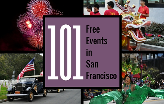 101 Free Events in SF