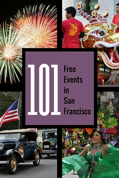 101 Free SF Events