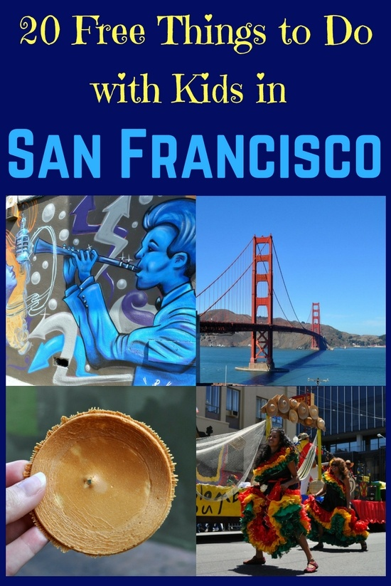 Free Things to Do with Kids in San Francisco