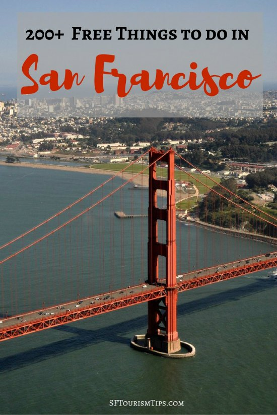 200+ Free Things to Do in San Francisco