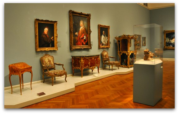 french furniture legion honor