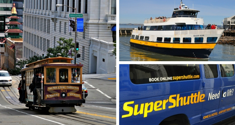 Getting Around San Francisco: Cable Cars, Ferries, and More