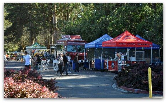 golden gate park food trucks