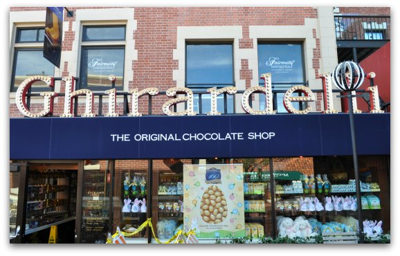 ghirardelli chocolates