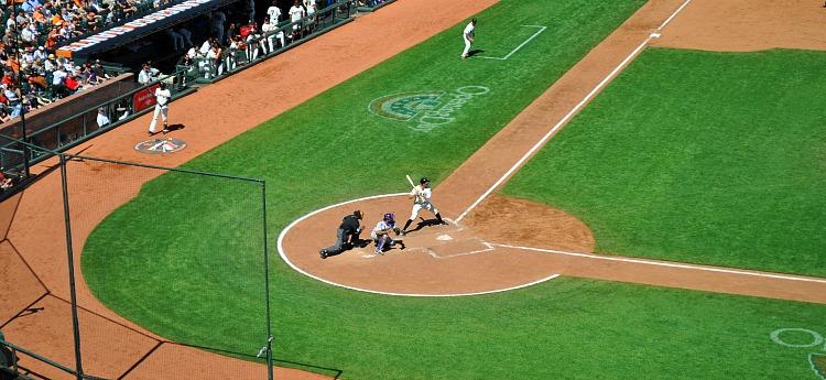 Giants Opening Day Baseball