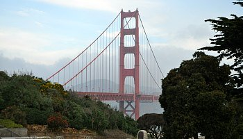 Golden Gate Bridge Half-Marathon