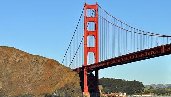 Golden Gate Cruise SF