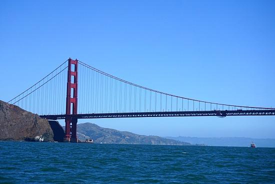 Golden Gate Bridge Walking Tours