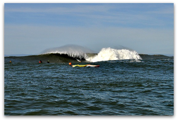 Half Moon Bay Mavericks