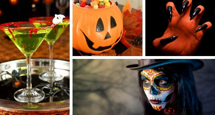 Halloween Events SF Bay Area