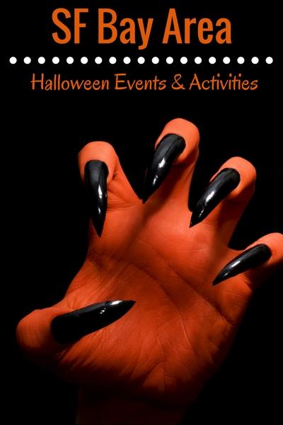 Halloween Bay Area
