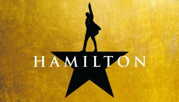 Hamilton at the Orpheum Theater