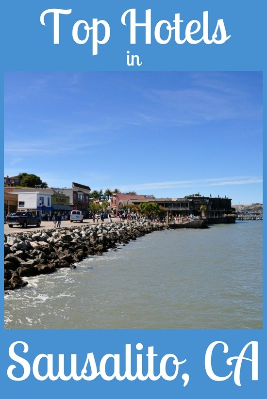 Hotels in Sausalito CA: Reviews of the Best Options