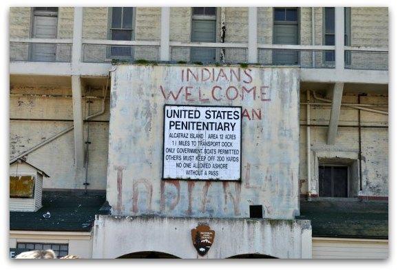 indian occupation alcatraz