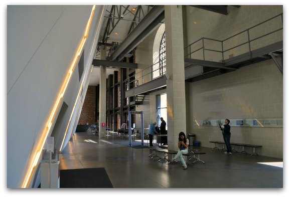 inside sf jewish museum