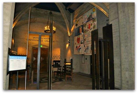 interfaith aids memorial chapel