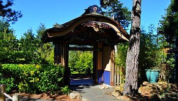 Tea Garden in Golden Gate Park