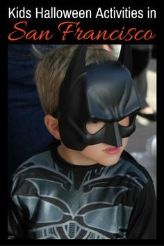 Kids Halloween in SF