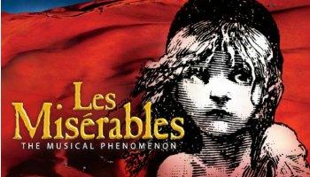Les Mis at the Orpheum Theater