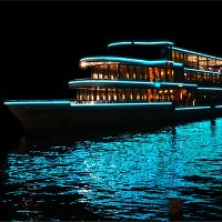 Lighted Boat Parade