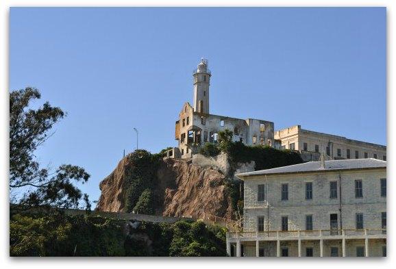 lighthouse alcatraz island