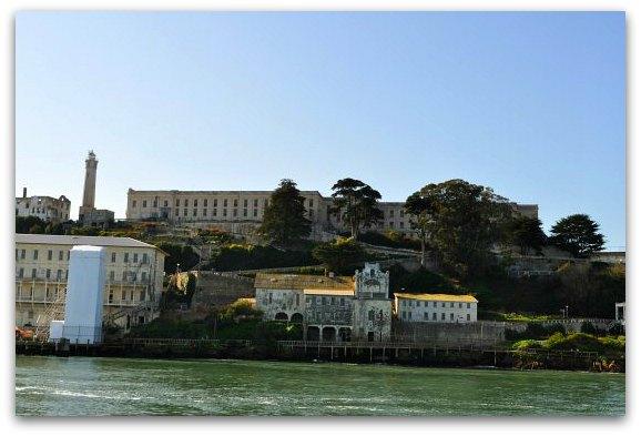 main cell house on alcatraz
